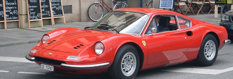 Ferrari Dino 246 - Collectible Cars