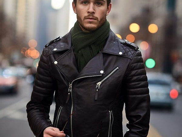 Leather Jackets Online | Men's Clothing Store