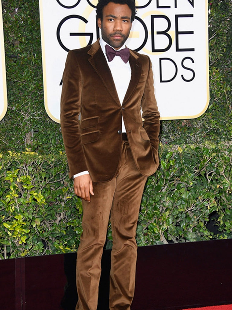 Donald Glover - Golden Globes 2017