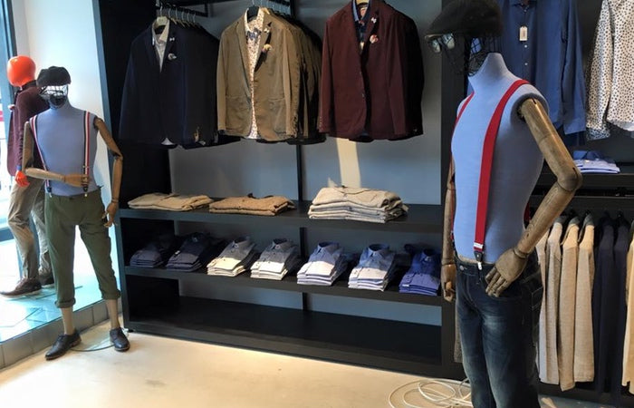 Melbourne Menswear Stores | Men's Shirts Online