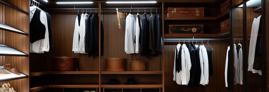 Best Mens Wardrobe Design