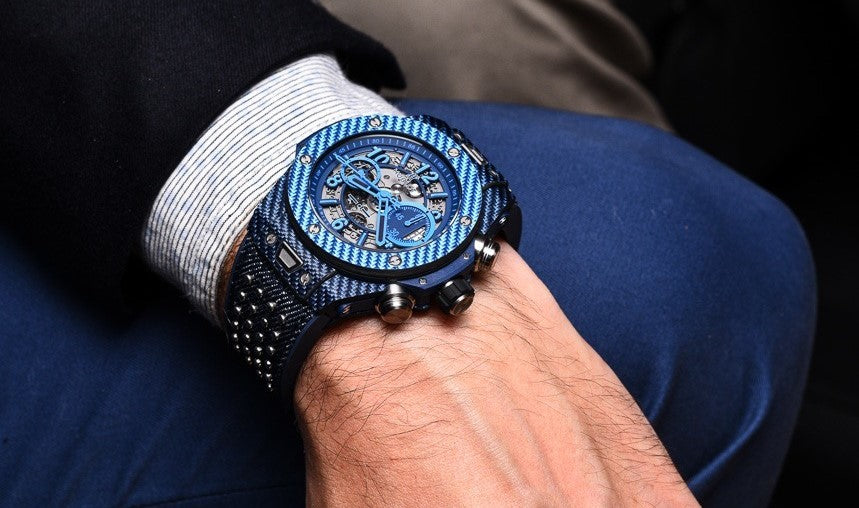 Hublot Big Bang | Men's Luxury Timepieces and Watches