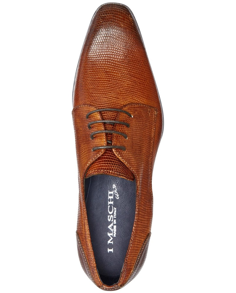Textured Lace-Up |  Men's Stores Melbourne - Menzclub