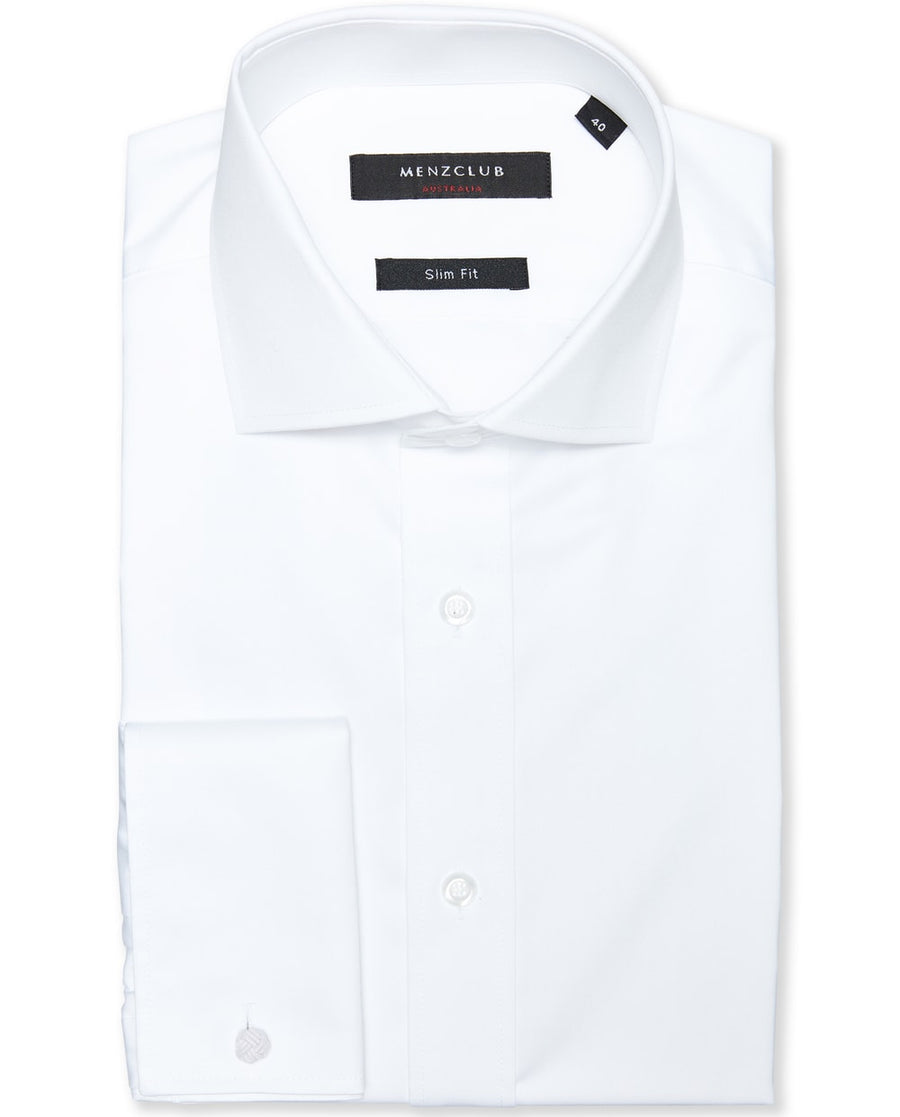 White French Cuff Shirts