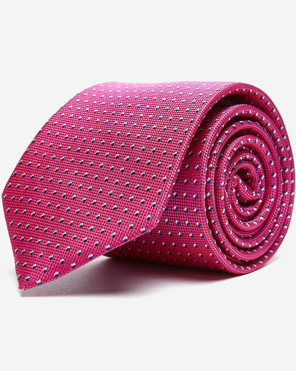Carrington Silk Tie |  Ties - Menzclub