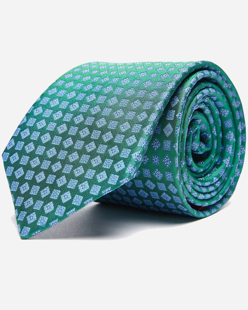 Hunter Silk Tie |  Ties - Menzclub