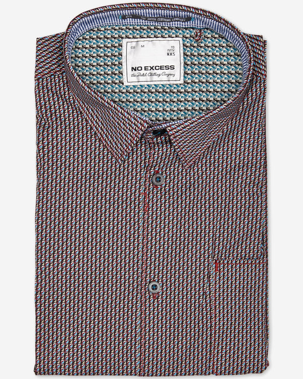 No Excess Shirt | Men's Casual Shirts