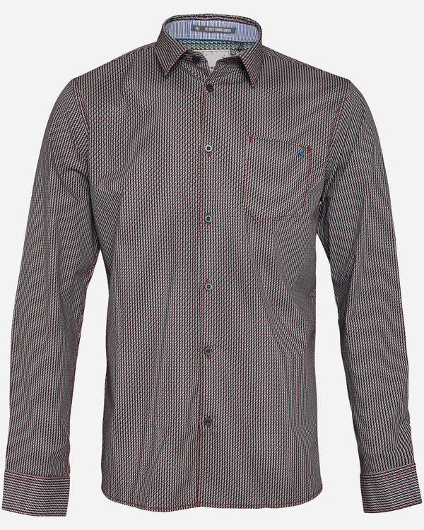 Slim Fit Casual Shirt | Men's Online Store