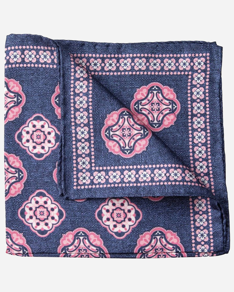 Vintage Geometric Pocket Square |  Pocket Squares - Menzclub