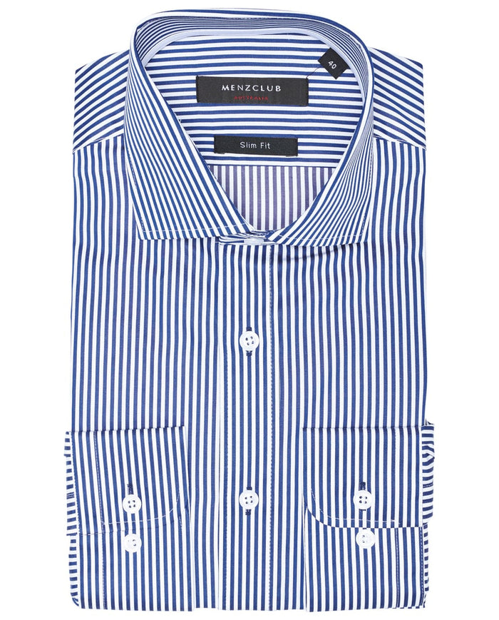 Men's Stripe Business Shirts