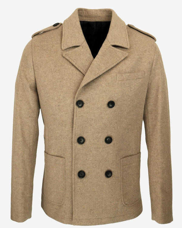Men's Winter Coats | Cutler & Co Clothing