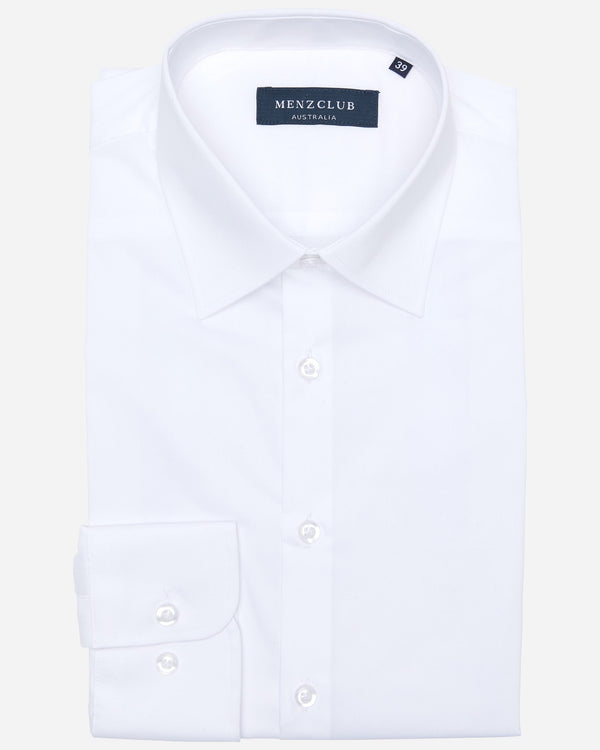 Beak White Shirt | Men's Shirts Online