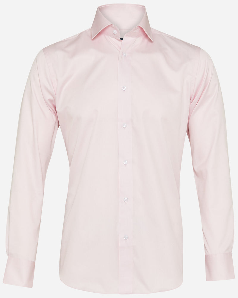 Pink Men's Business Shirts