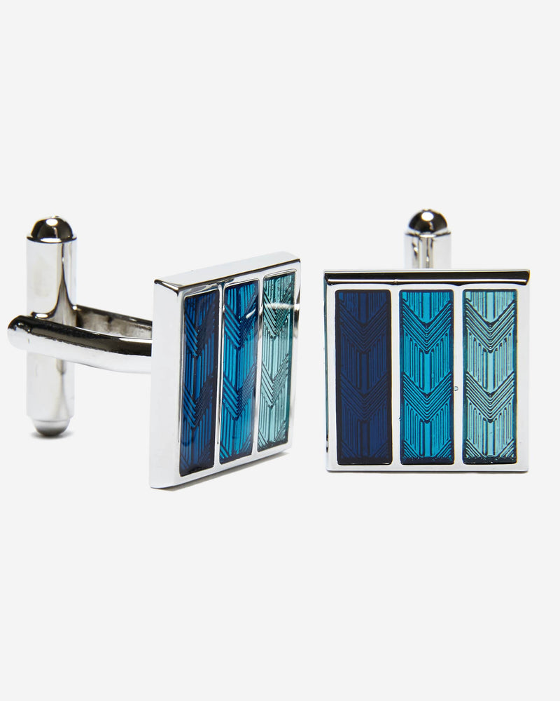 Blue Arrow |  Cufflinks & Tie Clips - Menzclub