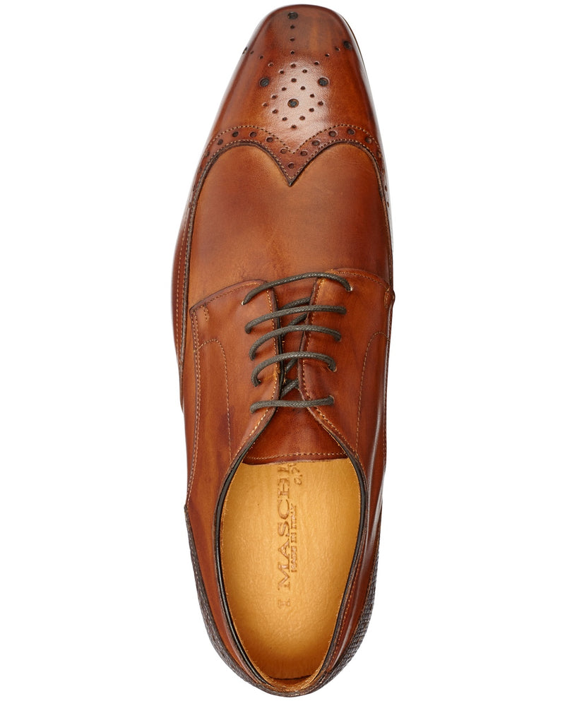 Brogue Lace Up |  Lace Up - Menzclub