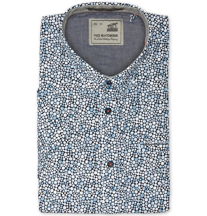 Bubbles S/S Shirt |  Short Sleeve Shirts - Menzclub