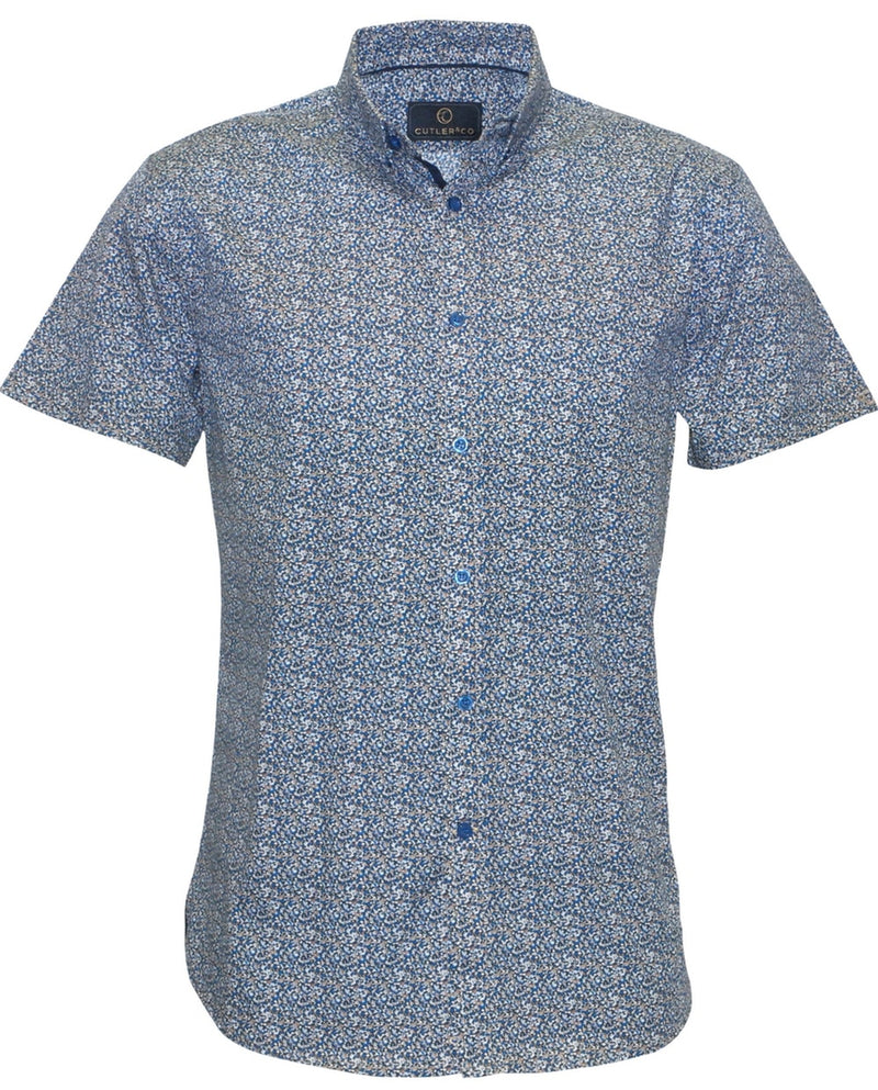 Victor Shirt |  Short Sleeve Shirts - Menzclub