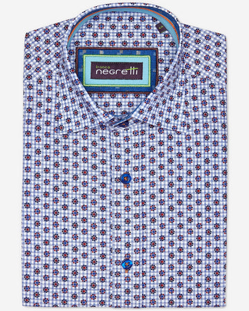 Men's Casual Shirts | Franco Negretti Online Store