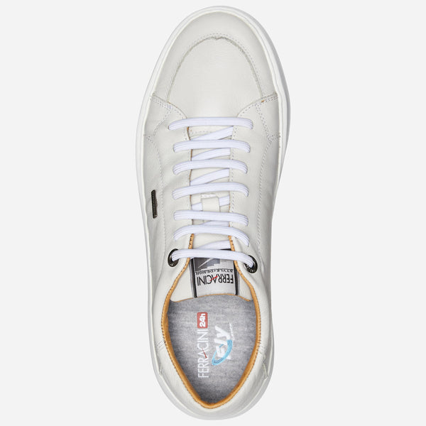 White Casual Sneakers | Buy Men's Shoes Highpoint