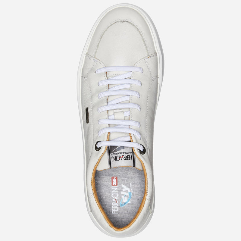 White Casual Sneakers | Buy Men's Shoes Online