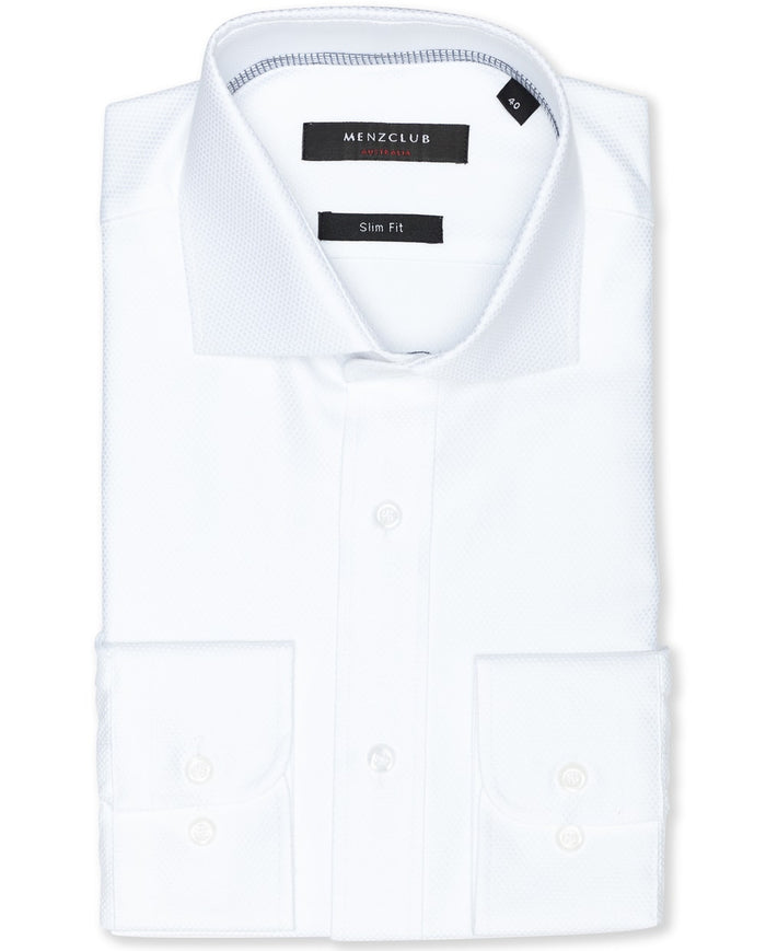 Men's White Shirts | Wedding Shirts