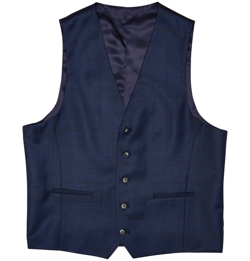 Men's Fitted Waistcoats and Vests