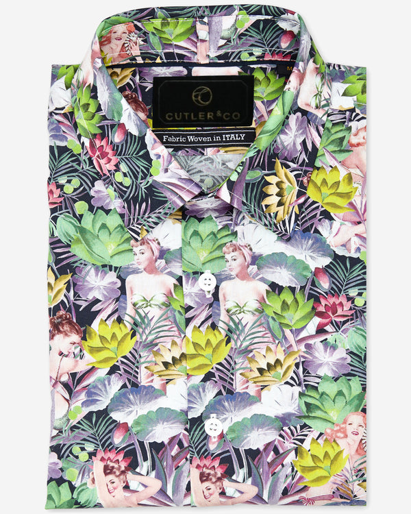 Cutler & Co Bret Shirt |  Casual Shirts - Menzclub