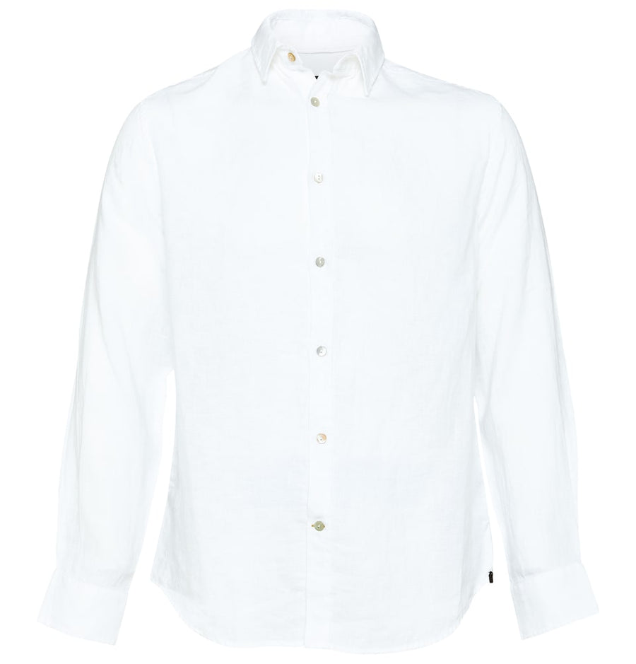 Men's Linen Cutler & Co Shirt