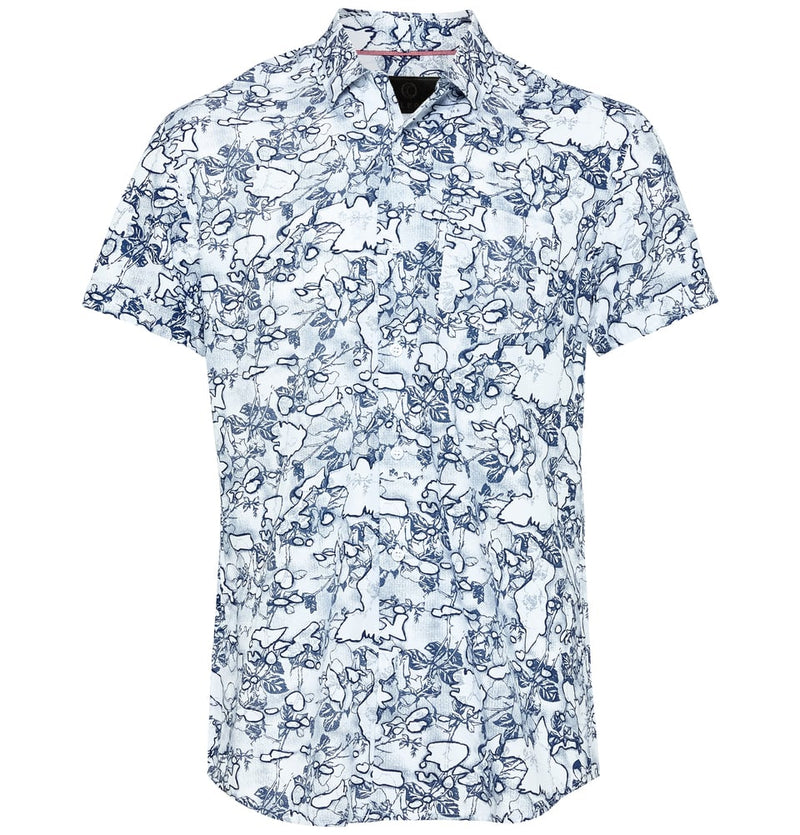 Cutler & Co Duke S/S Shirt |  Short Sleeve Shirts - Menzclub