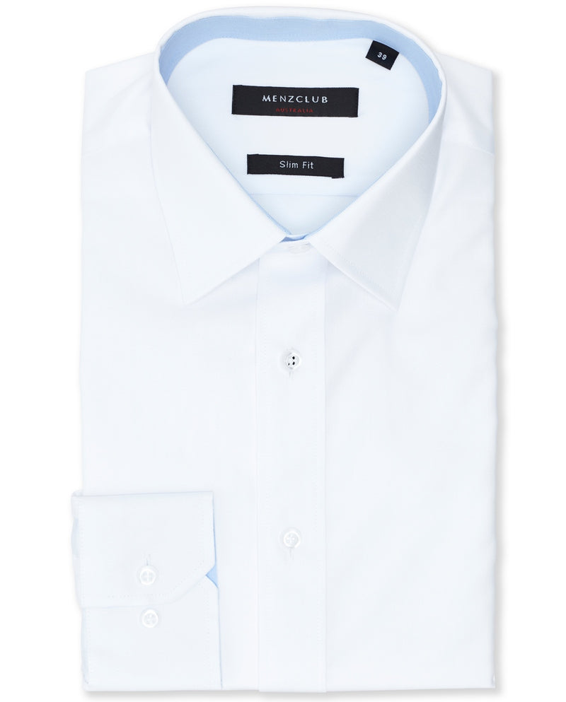 White Business Shirt