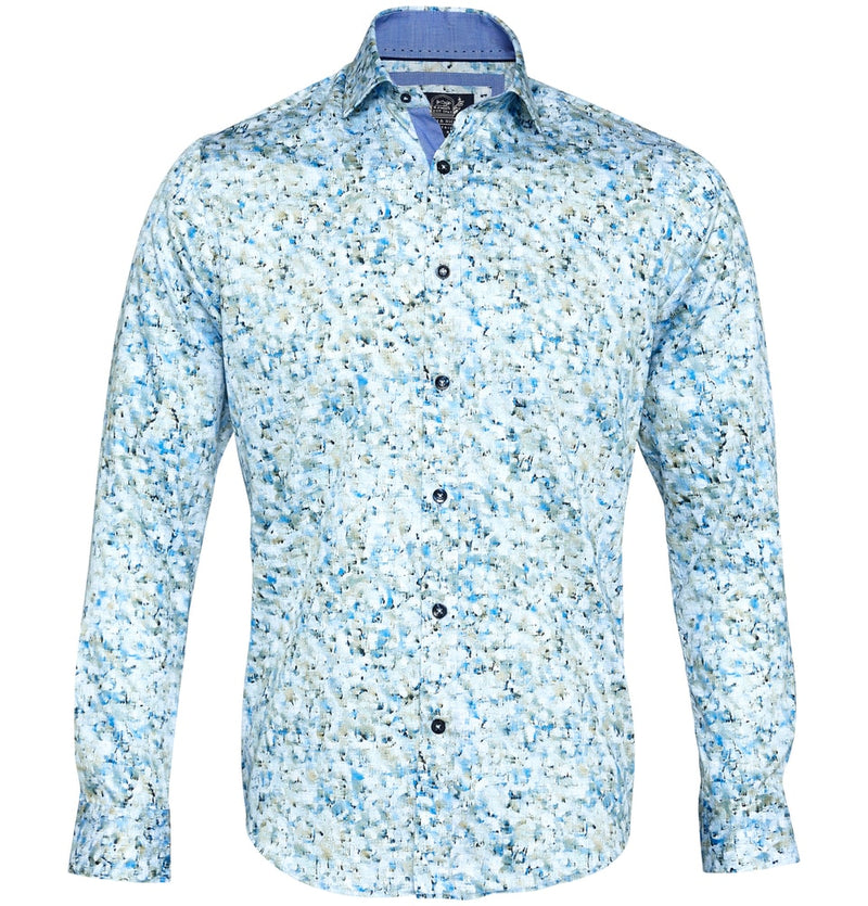 Davit Shirt |  Men's Casual Shirts - Menzclub