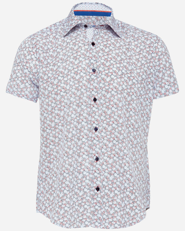 Pablo S/S |  Short Sleeve Shirts - Menzclub