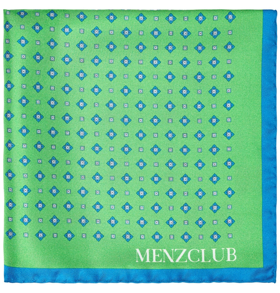 Buy Green Pocket Squares Online