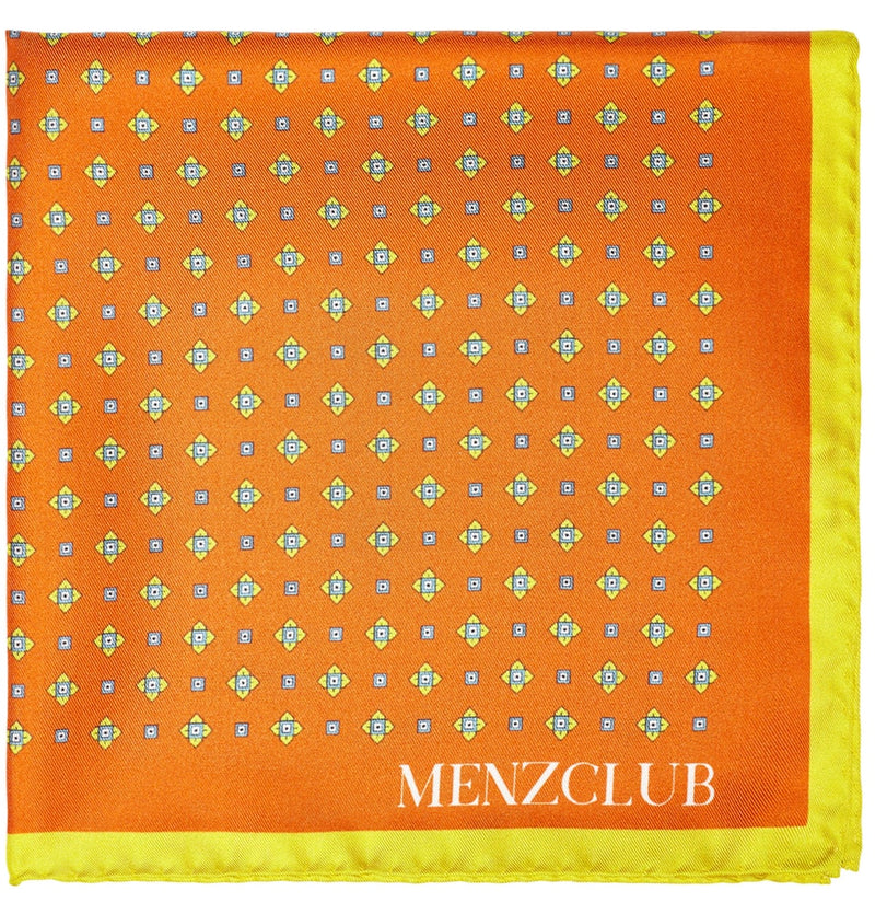 Foy Pocket Square |  Pocket Squares - Menzclub
