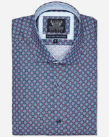 Fanwheel Shirt |  Men's Casual Shirts - Menzclub