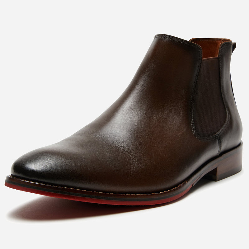 Ferracini Brown Chelsea Boot | Men's Shoes Online