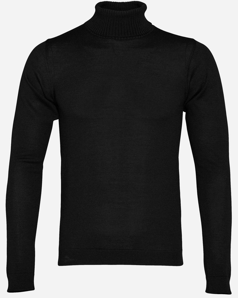 Ferronaire Roll Neck | Men's Knitwear Online