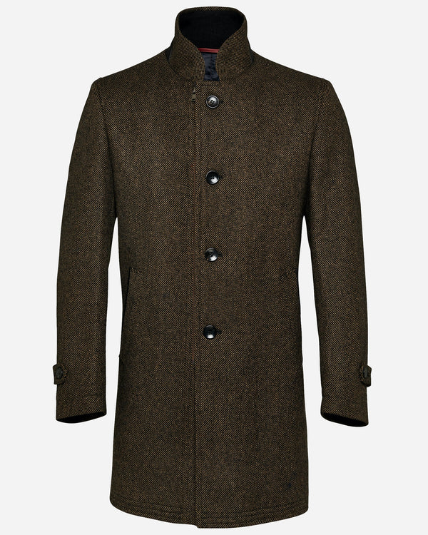 Florentino Trench Coat | Men's Winter Coats