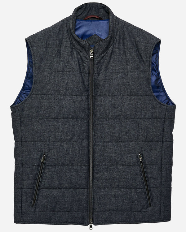Florentino Padded Gilet | Men's Waistcoats & Vests