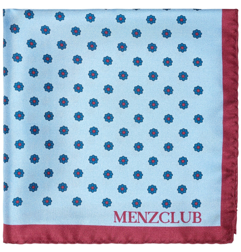 Gresham Pocket Square |  Pocket Squares - Menzclub