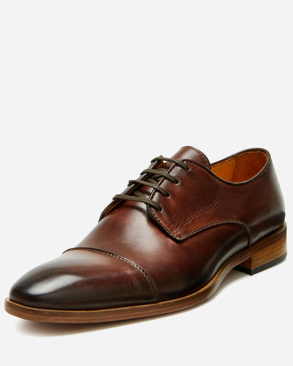 Toe Cap Derby Lace Up | Shop Men's Shoes