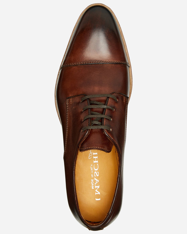 Leather Derby Shoe | Men's Shoes Online