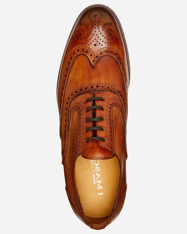 I Maschi Brogue Shoes | Men's Leather Shoes
