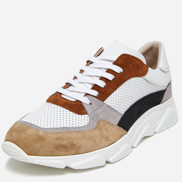 Retro Casual Sneaker | Men's Shoes Online