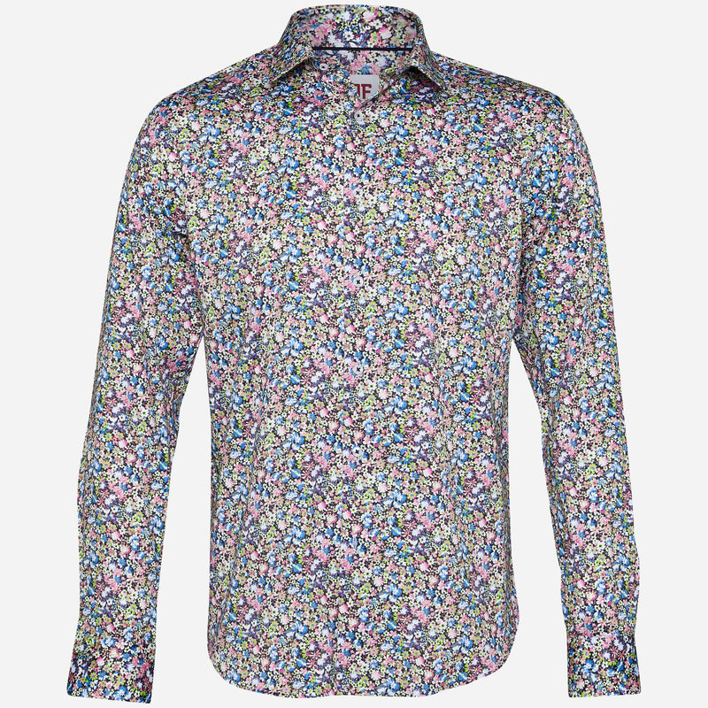 Jimmy Fox Floral Shirt | Men's Clothing Stores South Yarra