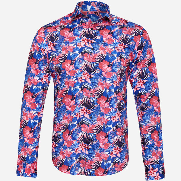 Jimmy Fox Floral Shirt | Chapel Street Men's Clothing Stores