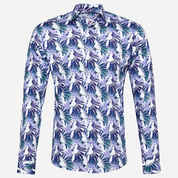 Jimmy Fox Floral Shirt | Men's Shirts Online