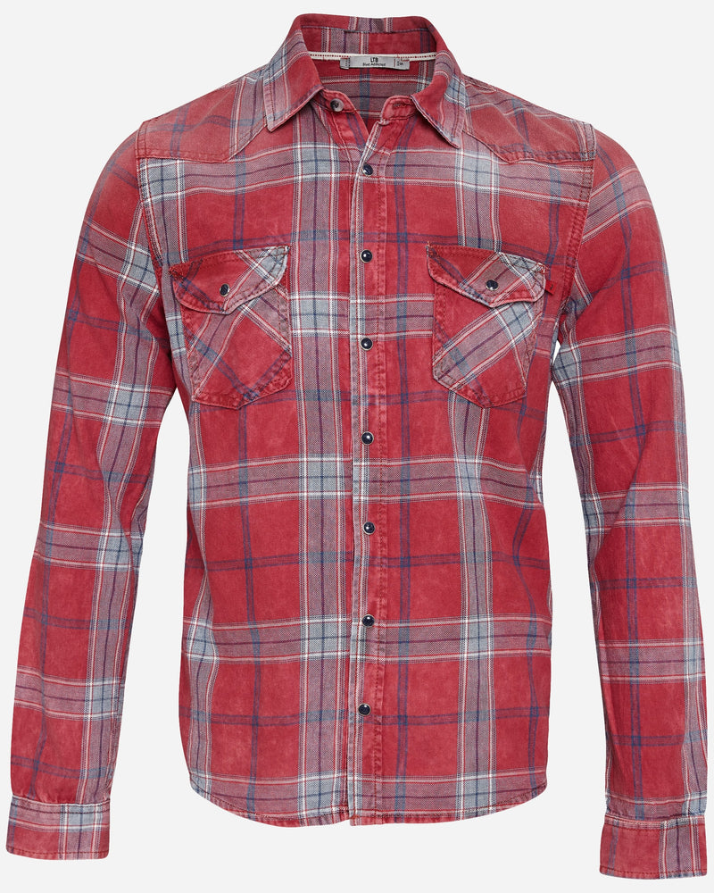 Shop Men's Plaid & Checked Shirts
