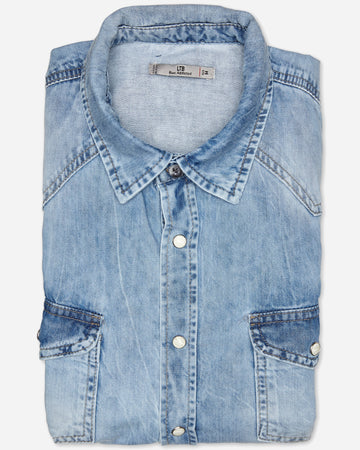 LTB Men's Denim Shirts Online