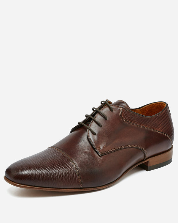 Textured Leather Shoe | Melbourne Shoe Store